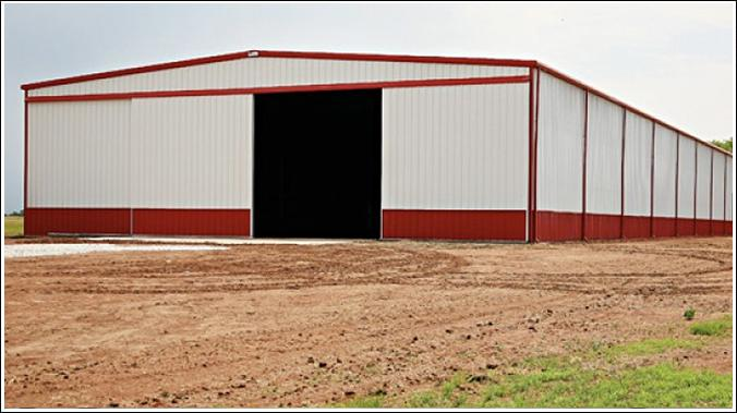 agriculture metal buildings