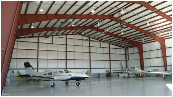 Steel Aircraft Hangars Metal Buildings Hurricane Steel