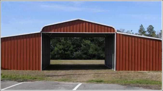 Horse Barn metal buildings